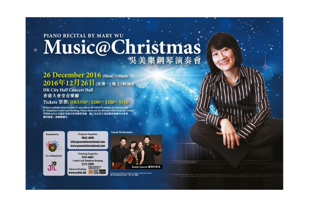 Music@Christmas